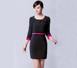 女式工服连衣裙
