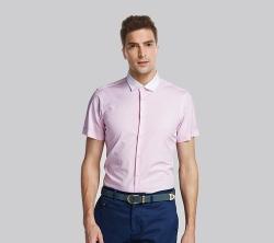 短袖男衬衫