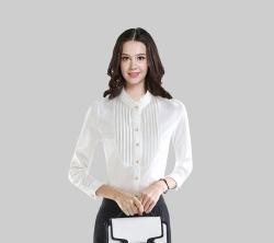 时尚女长袖衬衫