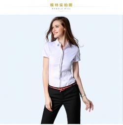 女衬衫 短袖
